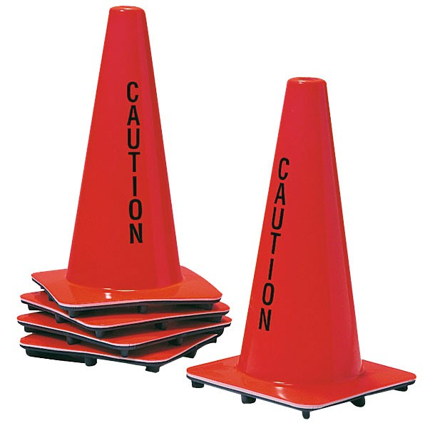 Red Caution Cone
