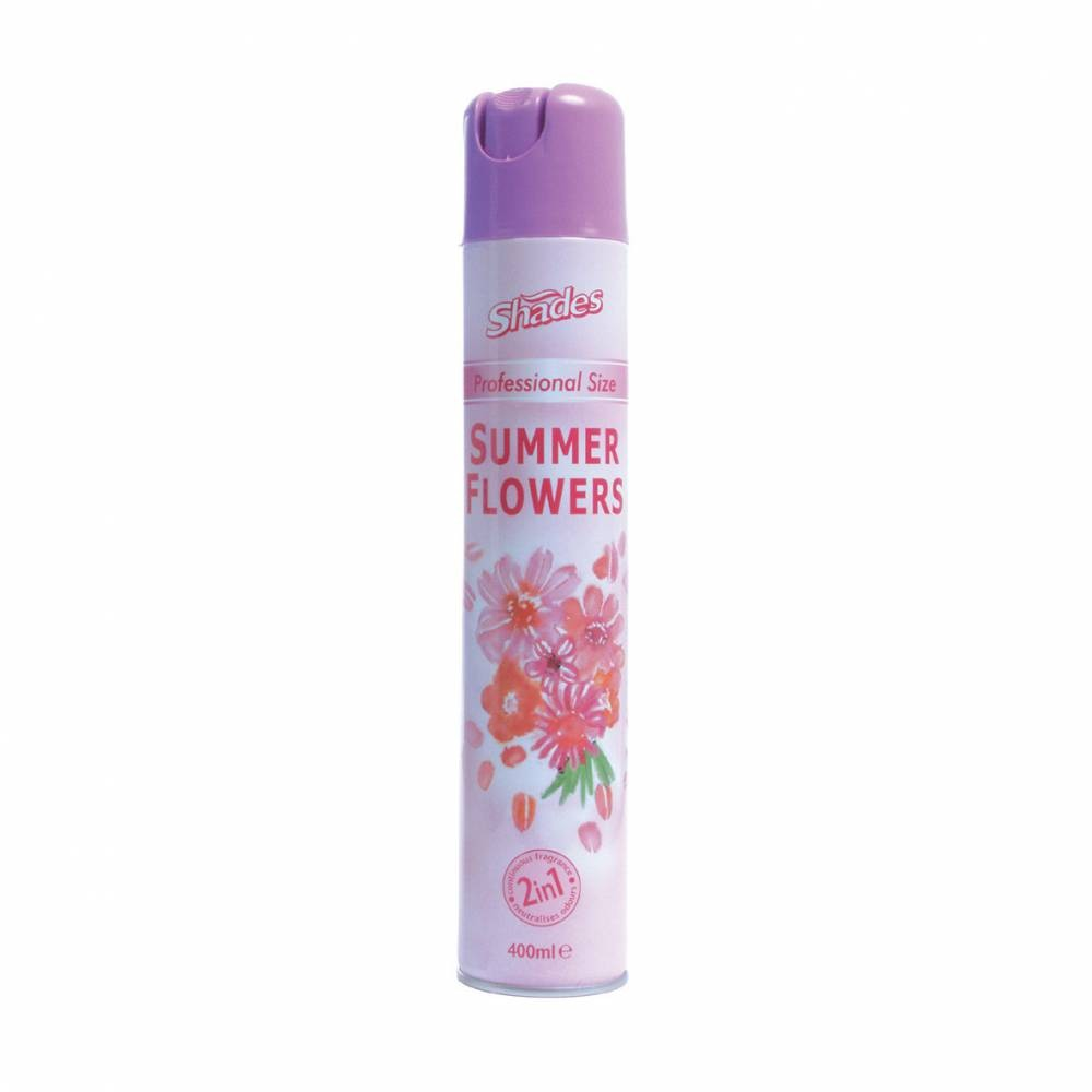 Shades - Summer Flowers Air Freshener