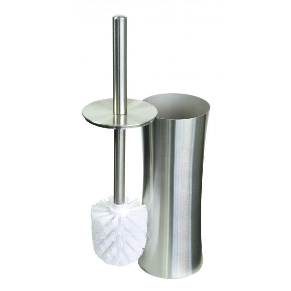 Stainless Steel Toilet Brush Set