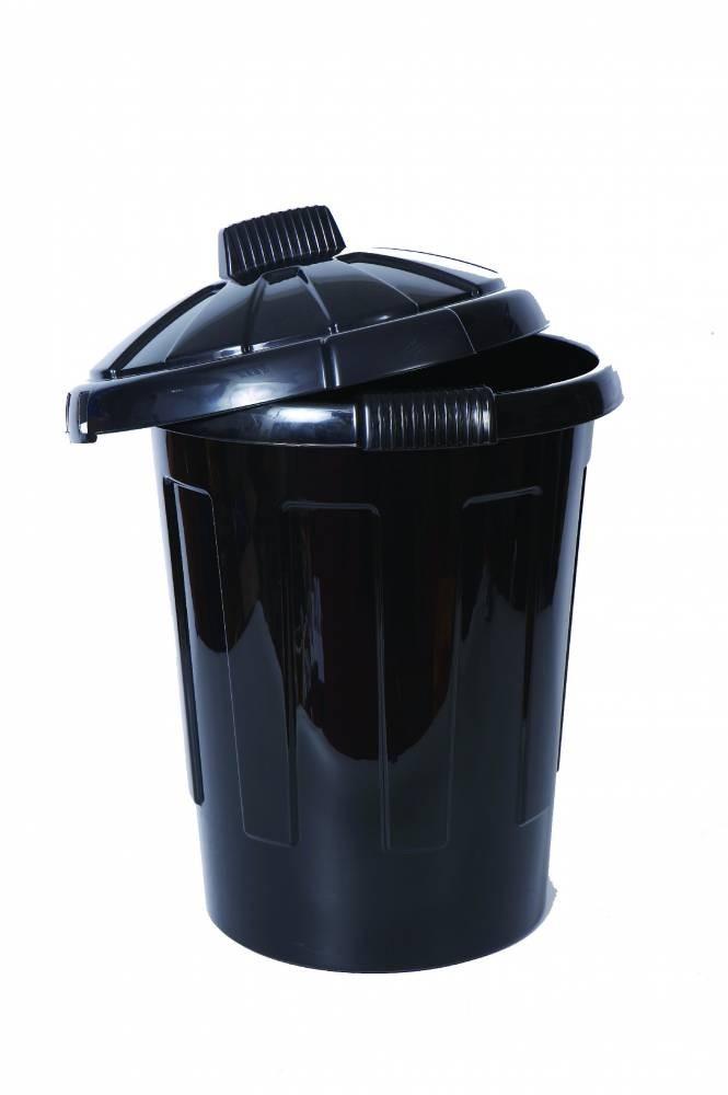 Standard refuse bin