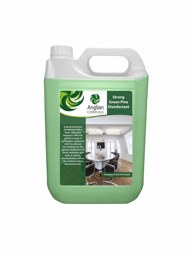 Strong Green Pine Disinfectant