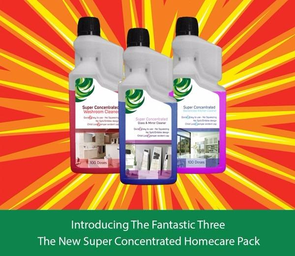 Super Concentrated HomeCare Pack