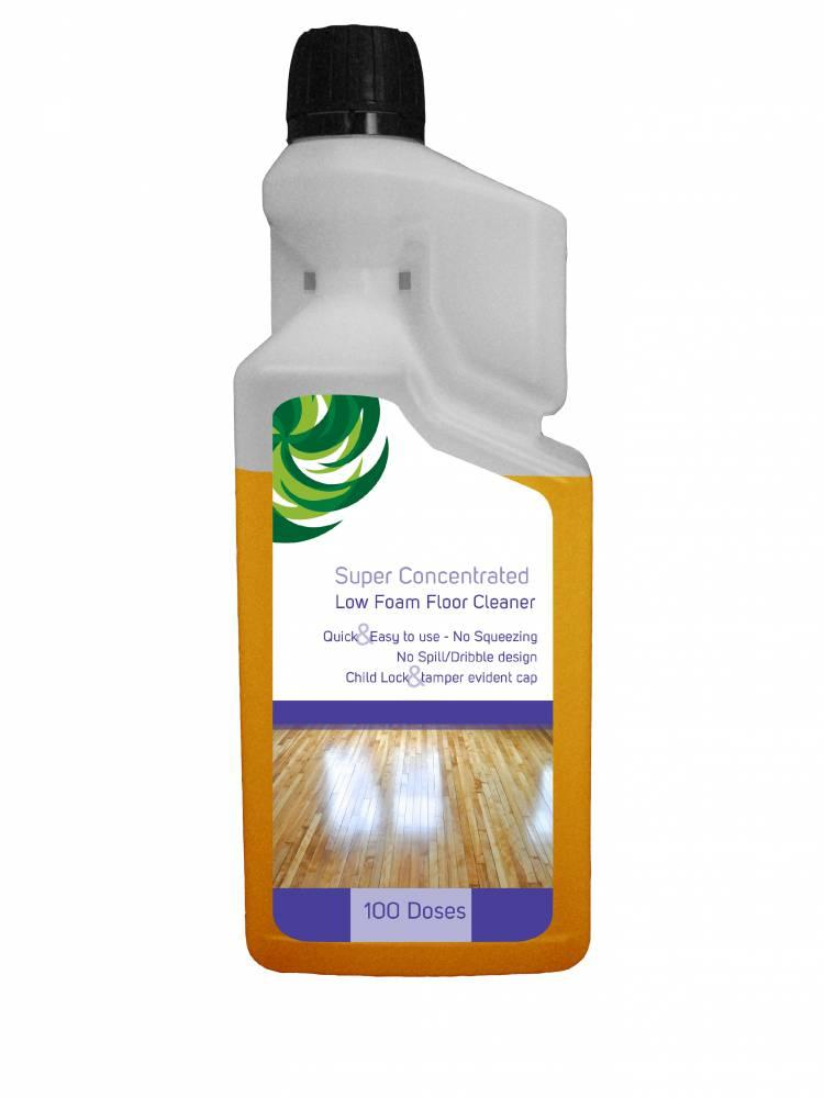 Super Concentrated Low Foam Floor cleaner