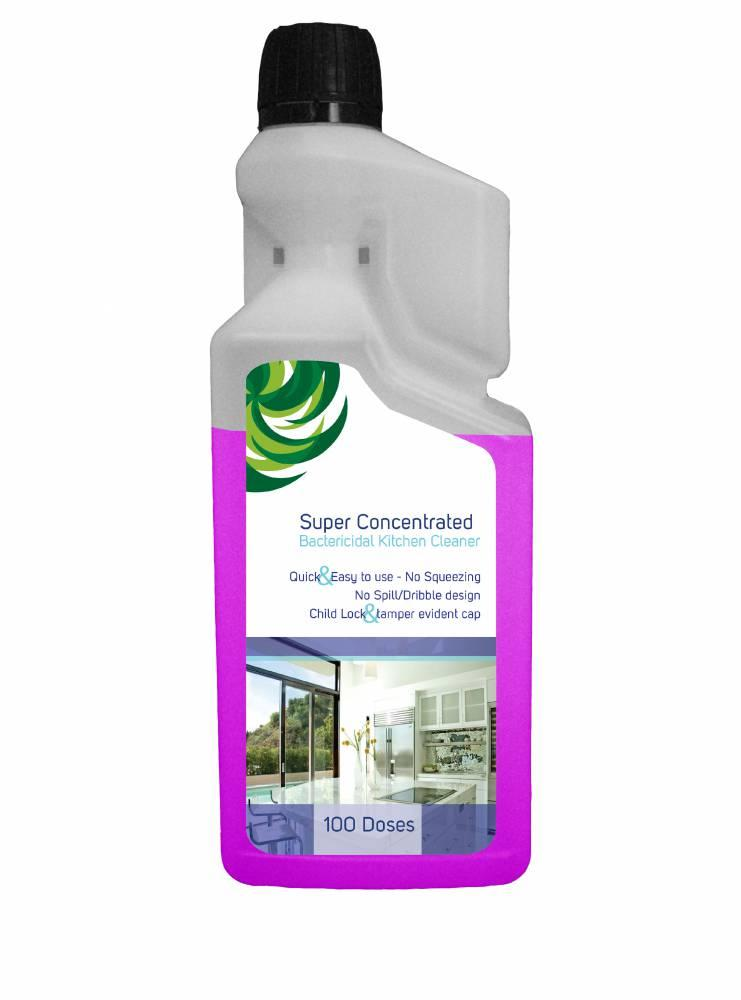 Super Concentrated Rapide Kichen cleaner & sanitiser