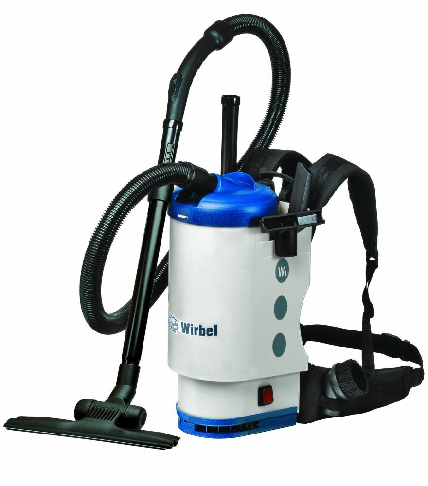 W1 Backpack Vacuum cleaner