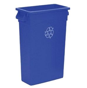 Wall Hugger Recycle Bin - 90L