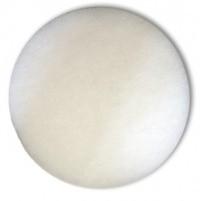 White Finishing Floor Pad
